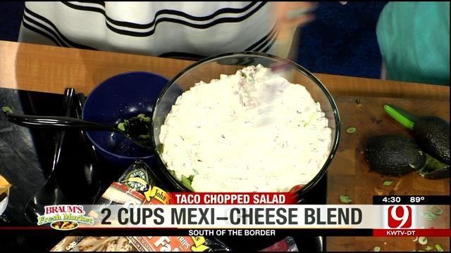 Taco Chopped Salad