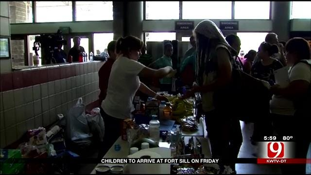 Central American Orphans To Arrive At Fort Sill On Friday