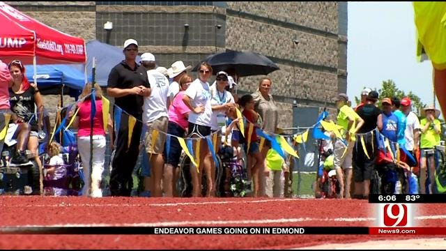 400 Paralympic Athletes Participate In Endeavor Games