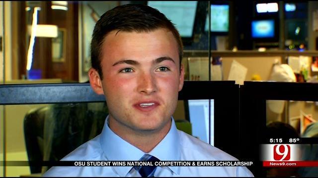 OSU Freshman Wins 2014 Fox News College Challenge
