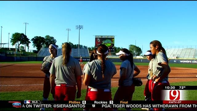 Sooners Ready To Use Hometown Crowd To Their Advantage