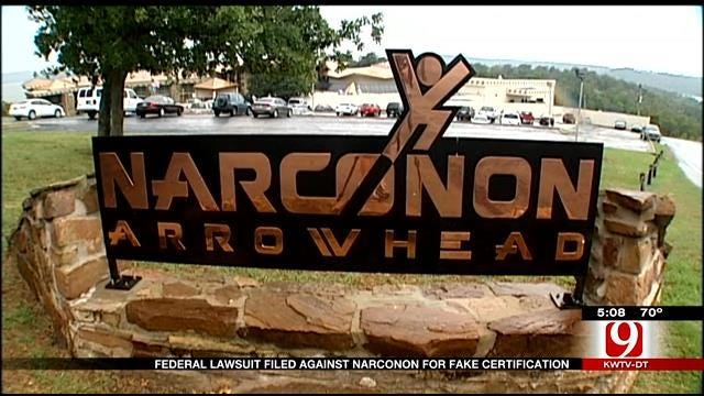 Federal Lawsuit Filed Against Narconon For Fake Certification
