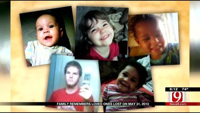 Family Remembers Loved Ones Lost On May 31, 2013