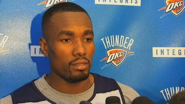Sunday Update: Game Time Decision Up To Ibaka