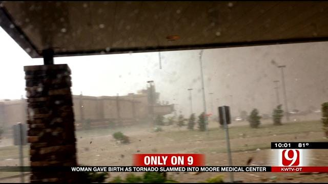 Woman Gave Birth As Tornado Slammed Into Moore Medical Center