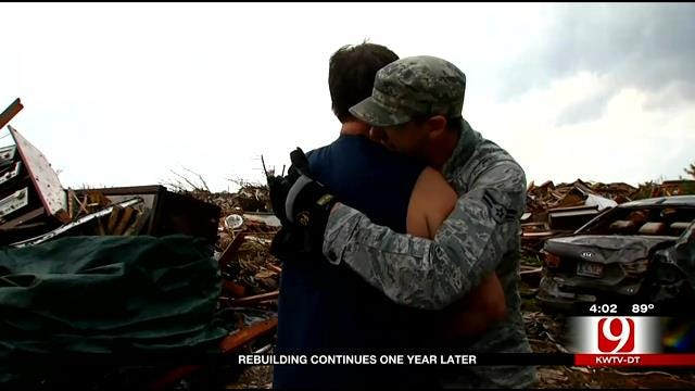 Rebuilding Continues In Moore One Year Later