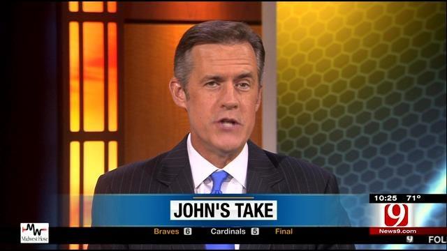 John 's Take: Remembering A Great