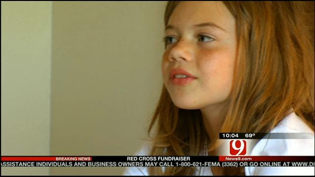 Briarwood Elementary Student Recalls Being Saved By Stranger