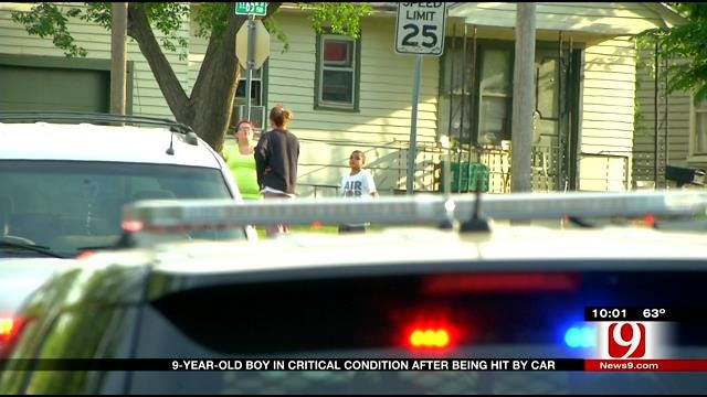 Valley Brook Boy, 9, Still Critical After Being Hit By SUV