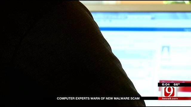 Oklahoma Computer Experts Warn Of New Malware Scam