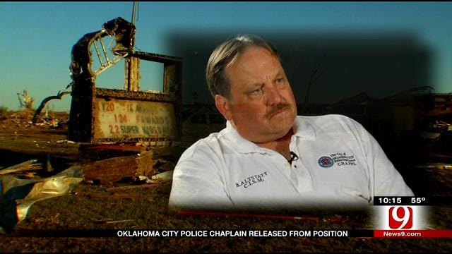 Oklahoma City Police Chaplain Released From Position
