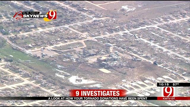 9 Investigates: Disaster Relief Funds