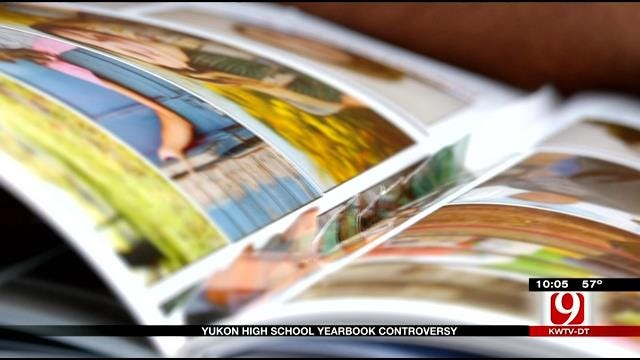 Yukon High School Yearbook Photo Causes Controversy