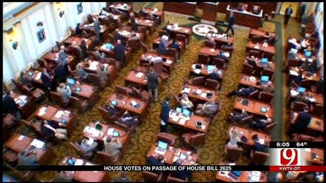 House Votes On Passage Of Reading Sufficiency Act