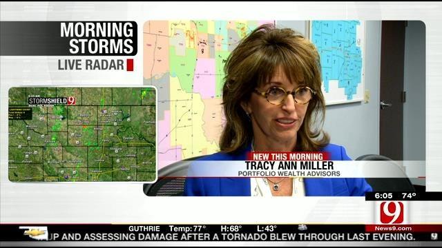 Expert Gives Tips On Financially Preparing For Oklahoma Storm Season
