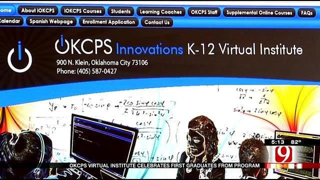 OKCPS Virtual Institute Celebrates First Graduates From Program