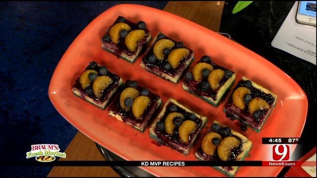 KD Cheesecake Bars