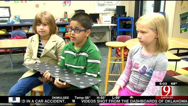Edmond Students Win Award For 'Hot Car Safety System'