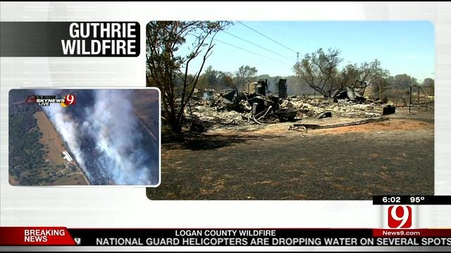 Neighbors Complain About Firefighting Resources In Logan County