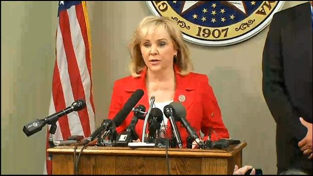 Gov. Mary Fallin Calls For Independent Execution Review