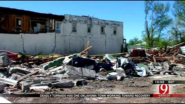 Continuing Coverage: Quapaw Tornado Cleanup