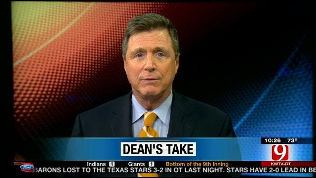 Dean's Take On Donald Sterling