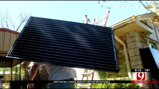Business Still Booming Despite New OK Law Adding Fee To Solar Users