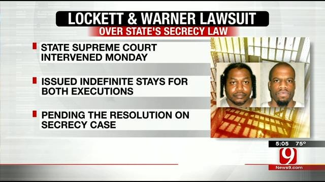 OK Supreme Court Reverses Its Decision Over Upcoming Executions