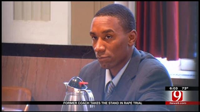 Former Western Heights Coach Takes The Stand In Rape Trial