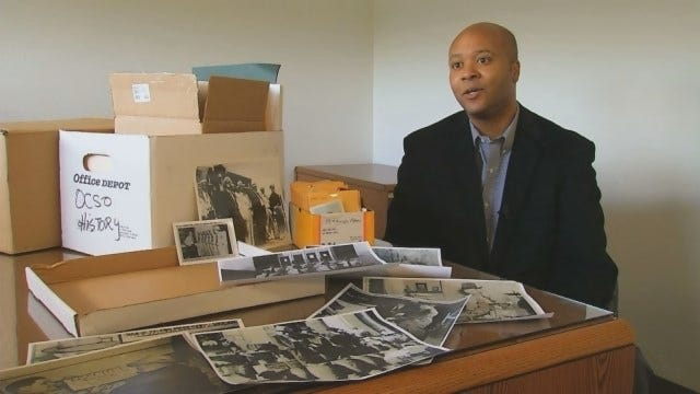 Oklahoma County Sheriff's Office Seeks Help To 'Save Our Story'