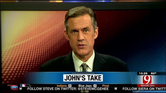 John's Take On Role Reversal