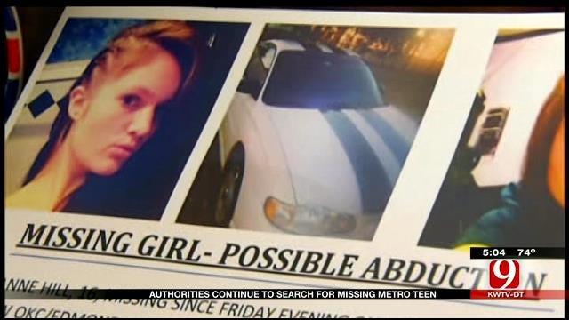 OKC Police Request Public Assistance In Missing Juvenile Case