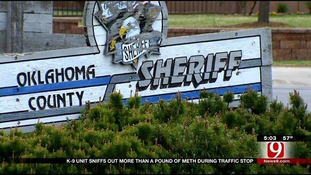 Duncan Couple Arrested After K9 Deputy Find Meth In Car