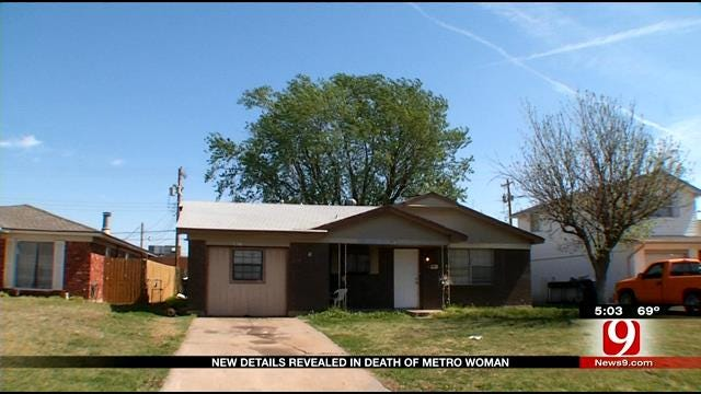 ME Determines SW OKC Woman Died Of Multiple Stab Wounds