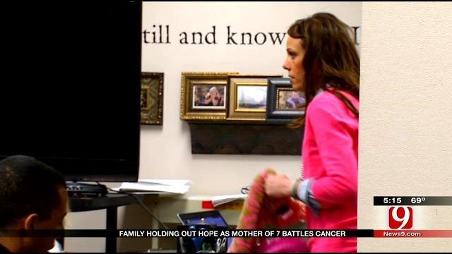 Thunder Half-Court Shot Family At Last Resort To Beat Cancer