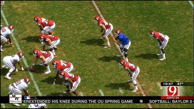 Oklahoma Spring Game Wrap Up