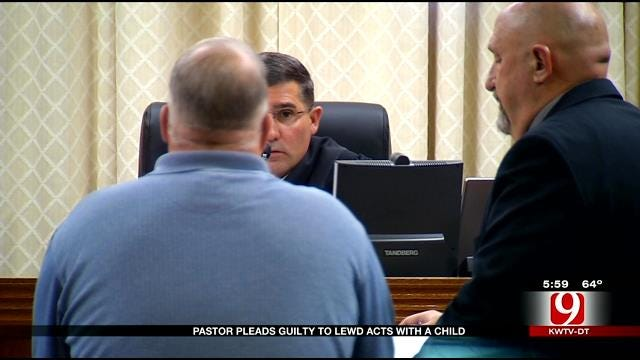 Logan County Pastor Pleads Guilty To Lewd Acts With A Child