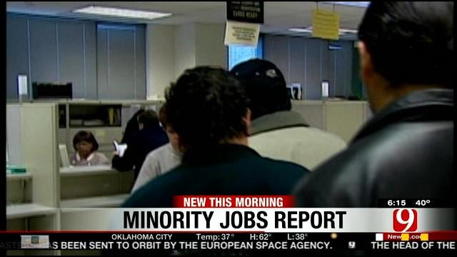 OKC Black Chamber Of Commerce Works To Reduce Unemployment