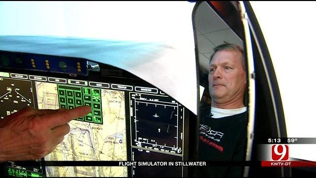 F/A-18 Flight Simulator Makes Its Way To Stillwater