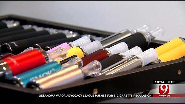 Oklahoma Vapor Advocacy League Pushes For E-Cig Regulation