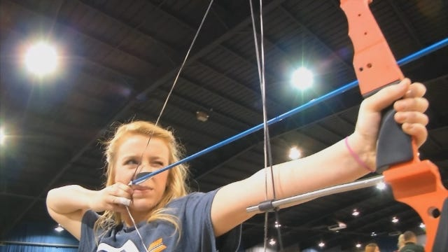 State Archery Championships Held At The Fairgrounds