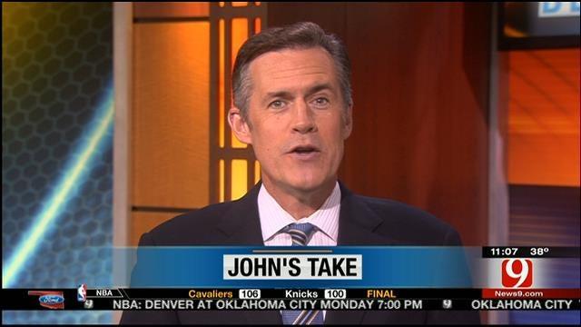 John's Take: Name Game