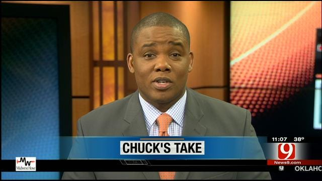 Chuck's Take: One Night Of Madness Is Better Than None