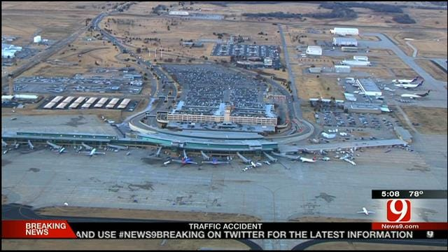 OKC Airport Eyes $70 Million Expansion Project