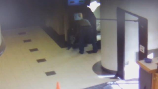 WEB EXTRA: Thomas Caldwell Embezzlement Video 2