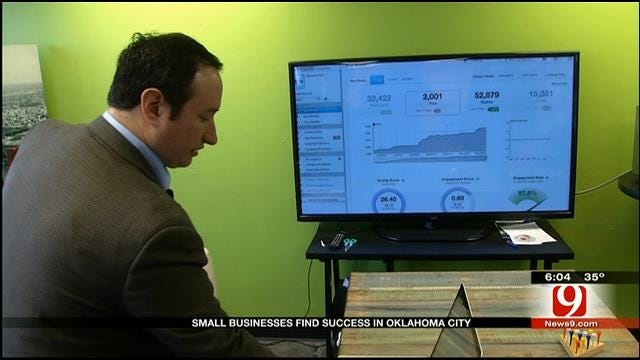 Small Businesses Booming In OKC