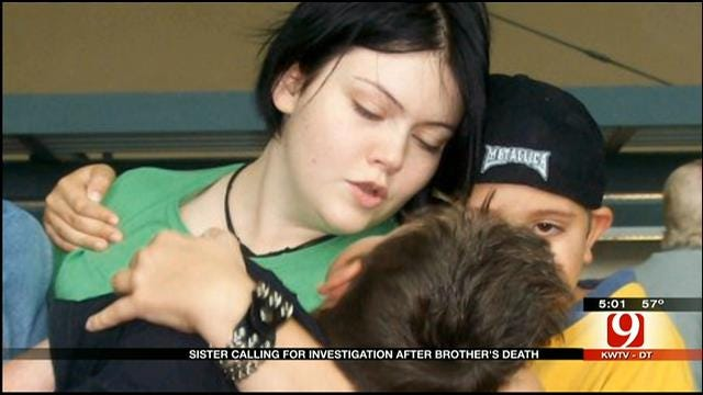 Woman Petitions OK Governor To Investigate Her Brother's Death