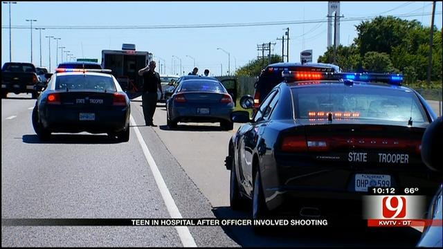 New Details In Trooper-Involved Shooting In Norman