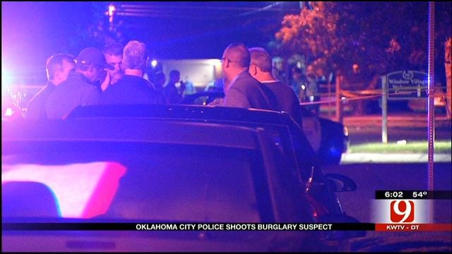 Suspected Car Thief Critical After Being Shot By OKC Officer