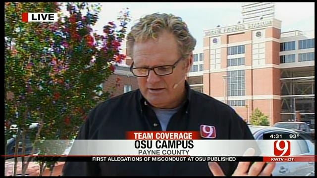 Kelly Ogle Details SI's Allegations Of How OSU Players Were Paid